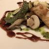 レストラン タガミ - 料理写真:野菜たっぷりの牛フィレ肉赤ワインソース(^O^)