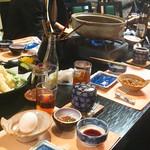 横浜 藤よし - すき焼きもめっちゃ美味しかったです!