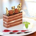 カフェレストラン クローチェ - ケーキセット