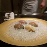 銀座うかい亭 - 蛤