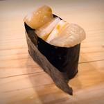 すし北野 -  小柱 (青柳の貝柱)