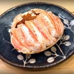 すし北野 - ズワイガニめちゃくちゃ美味しかった(・∀・)