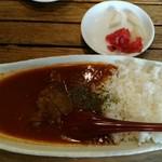 Tenkushinishioka - ハヤシライス
