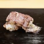 鮨 はしもと - 北海道小樽の蝦蛄