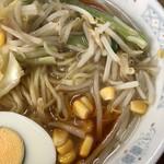 メルシー - ラー油とスープの相性が素晴らしい!