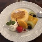 星乃珈琲店 - アイスプリュレ ‥530円