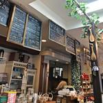 カフェ チョコッティー - 店内