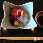 懐石 櫻 - 造り