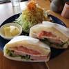 カフェ ラッド - 料理写真:BLTセット
