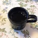 五葉松 - ドリンク写真:食後のコーヒー
