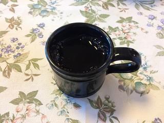 五葉松 - 食後のコーヒー