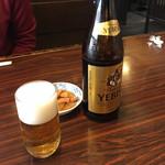 大金 - ビール中瓶590円