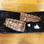 う奈ぎ道場 - 地焼きの白焼き