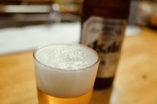 あゆ - 瓶ビール