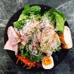 98467398 - たっぷり野菜のランチプレート(1ドリンク付き)(税別1500円)