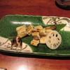 柿ざわ - 料理写真:「穴子の西京焼き」
