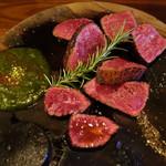 grilled beef winebar zuiji - プレミアムズイジーズグリル