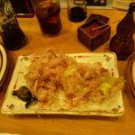 焼とり弁慶 - 絶品の焼きナス、これほどふわふわの焼きナスを食べたことない