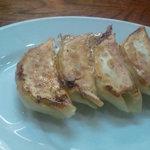 ラーメン 八海山 - おすすめ餃子