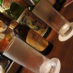 佐世保バーガー クラシック  - 別料金でビール 各種アルコールもあり