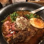 98472421 - カレーらぁ麺