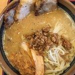味噌蔵麺四朗 - 料理写真:ポテトフライが。。。