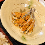 Chikasada - お初にお目にかかります。。。鮒ずし。美味でした。             おいしい!!