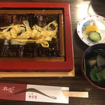 元祖本吉屋 - せいろ蒸し(肝吸 香物付)(3,700円)