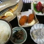 季処 もりわき - 料理写真:メインが選べる夜定食