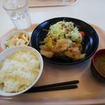 98477739 - 「スタナミナ定食(¥750)」