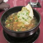 98477822 - 蟹のスープ