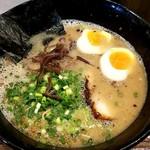 麺や 璃宮 - 燻玉ラーメン:750円