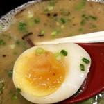 麺や 璃宮 - 味玉