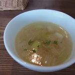 9848818 - 温かいスープ♪