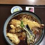 如月 - 料理写真:如月特製天ぷら