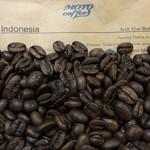 モト コーヒー - インドネシア/アチェ/中深煎り(豆:100g/¥800)