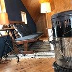 モト コーヒー - 2階カフェスペース