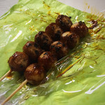 五王団子 - 料理写真:団子5つで1本30円