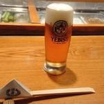 栄寿司 - ドリンク写真: