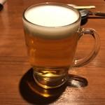 恋鯉 - 生ビール