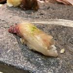 羽田市場 ギンザセブン - 宇和島産クロダイ