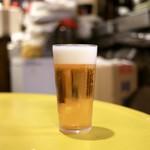 ホルモン船 ホールちゃん - ☆生ビール 750円