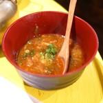 ホルモン船 ホールちゃん - ☆スープ