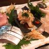 厚田村 - 料理写真:セキサバ、ハタ、カワハギ、ヒラメ、エンガワ どれも美味しい!