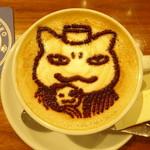 はじまりのカフェ - ラテ 平蔵と重郎