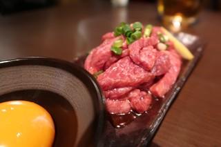 炭火焼肉 仁 - マヤクカルビ