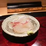 東麻布 天本 - 福岡の鯛造り
