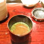 東麻布 天本 - 味噌汁