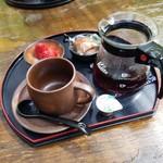 春秋風亭 - 「コーヒー (500円)」