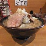 麺や 阿修羅 - マウント状態